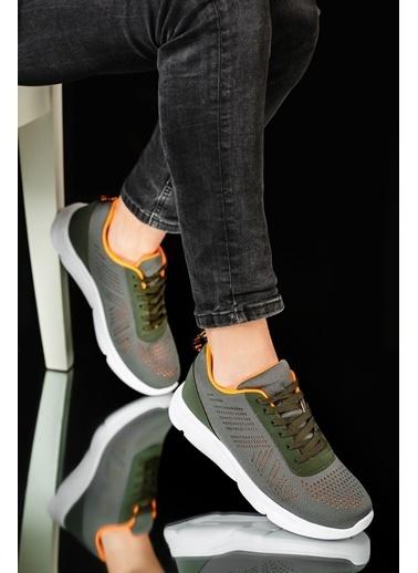 Muggo Sneakers Haki